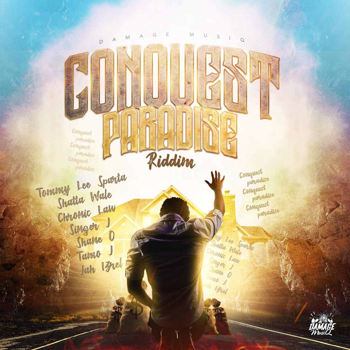 Damage Musiq releases first project of 2019 with 'Conquest Paradise' Riddim