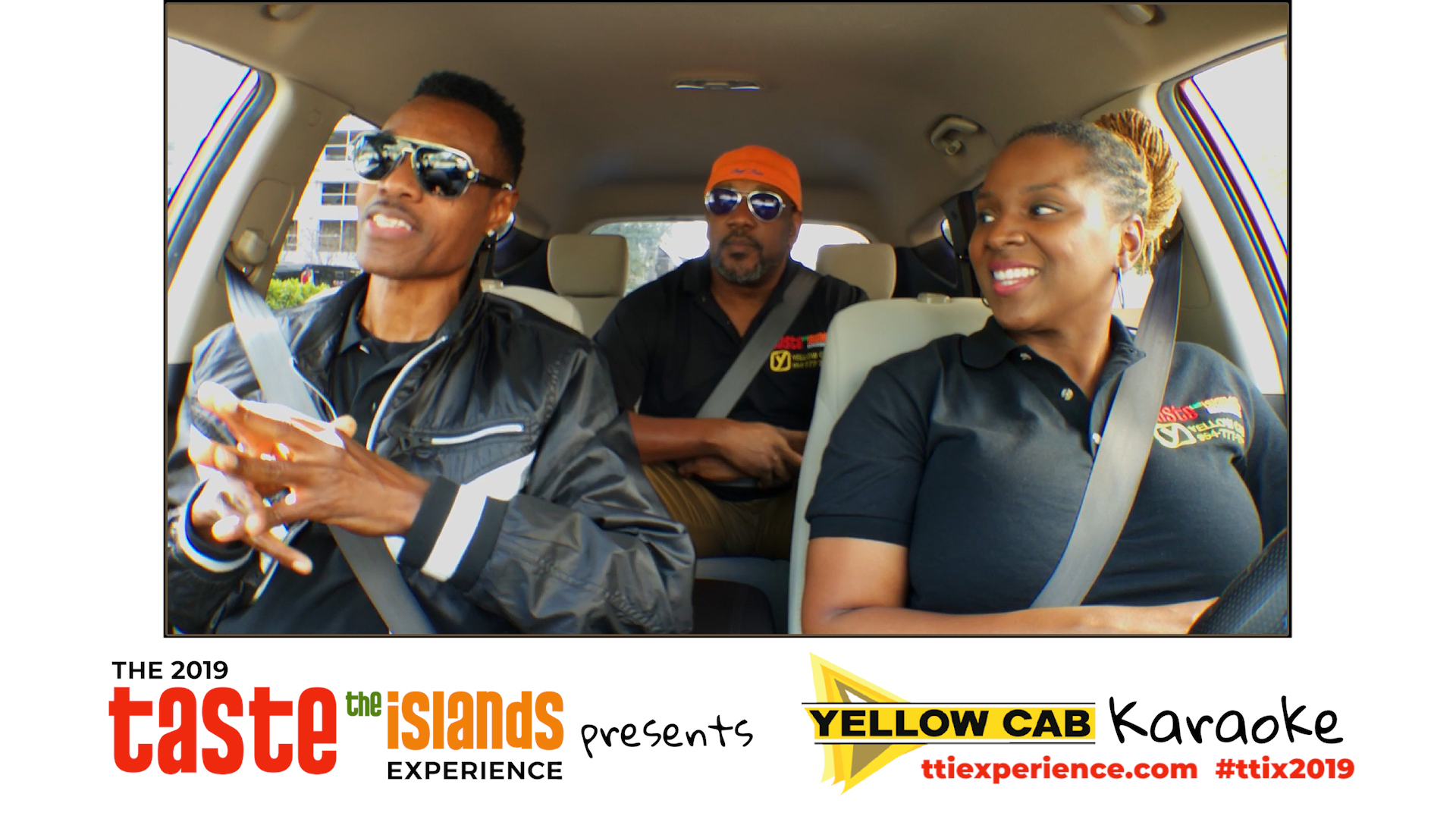 TTIX partners with Jamaican entertainers to present 'Yellow Cab Karaoke' web series