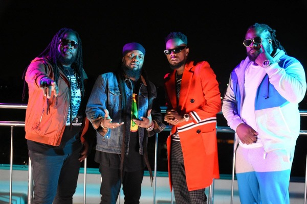 "Morgan Heritage and Patoranking Share Behind The Scenes from ""Pay Attention"" Official Video"