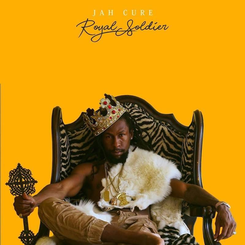Jah Cure's Royal Soldier Album Set For August 30th Release